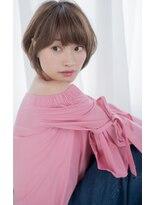 ヘアサロン リコ(hair salon lico)☆ワイドバングショート☆hair salon lico】03-5579-9825