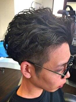 トリート(Treat)の写真/【必殺仕事人】お顔剃りとメンズヘアが得意な職人のアットホーム理容室♪女性のお顔剃りも好評です!