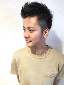 オヅラストリゾート(OZ LAST RESORT)の写真/名古屋栄で活躍した男性スタイリスト多数在籍!! OZの【ビジネスMANコース】でオシャレにキマる☆