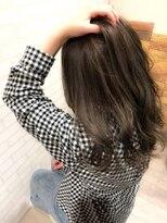 ヘアメイク シュシュ(Hair make chou chou)レイヤーグレージュハイライト【chou-chou 北林夏実】