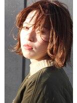 トプカピ(TOPCAPI)ブラウンヘア