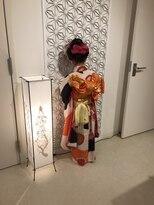 サトワ(Satowa)7歳帯結び 帯変わり結び