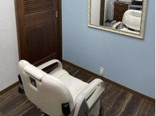 理容室 笑福の雰囲気(◆個室対応のプライベートな空間◆)