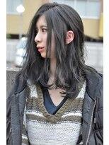 ヘアーサロン エール 原宿(hair salon ailes)(ailes原宿)style415 ヘルシーカラー☆3Dアッシュ