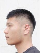 barber STYLE スキンフェード