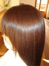 ヘアースペース クリクリ(Hair Space Cri Cri)プロポリストリートメント+カット