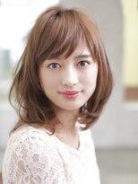 ウル(HOULe)【30歳からの大人可愛いヘア】大人キレイめパーマミディ☆