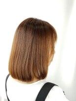 フレア ヘア サロン(FLEAR hair salon)次世代型ツヤツヤ☆ロブ