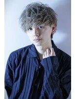 リップスヘアー 梅田アネックス(LIPPS hair)ライトヘーゼルショート