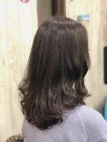 カイナル 関内店(hair design kainalu by kahuna)ドライヴカット×エアーウェーブ