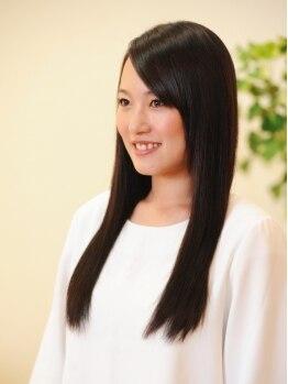プチ スリジエ(Petit Cerisier)の写真/どんなに傷んだ髪の毛も自然にまっすぐキレイなストレートヘアに☆風にさらさらなびく美しい髪をGET♪