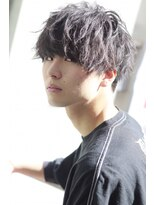 リップスヘアー 銀座(LIPPS hair)【ゴットマッシュ】