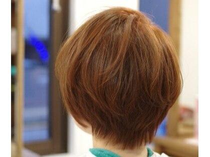 リリーフ ヘア(ReLIEF hair)の写真