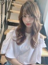髪色で大人可愛いを叶えるサロン☆Euphoria銀座三丁目 Color Design♪