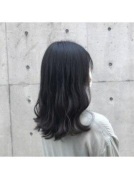 フェリアあべの(FERIA)【天王寺 あべの】メディアムカット