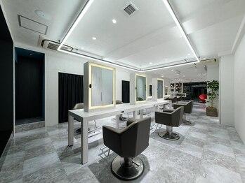 アース 大崎店(HAIR&MAKE EARTH)の写真/リニューアルOPEN★くつろぎの空間で、心も髪もリフレッシュ♪あなただけの上質なサロンタイムを…♪