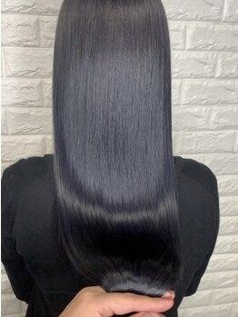 アメジスト(amethyst)の写真/【プレックストリートメント/TOKIO】取り扱い♪髪質改善トリートメントで貴方の髪質やダメージの悩みを解決