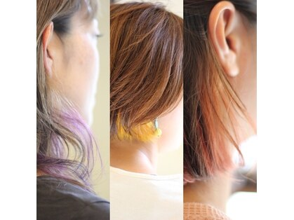 アイリーヘアー(iriE hair)の写真