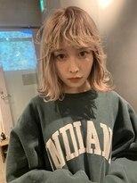 ジーナ(XENA)cream blond