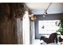ジジ 代々木(Gigi)の雰囲気(シャンプーブースは照明を落としリラックス出来る空間に*代々木)