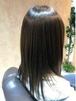 ルレリンク(Le RelinQue)髪質改善 縮毛矯正 カラークセストパー