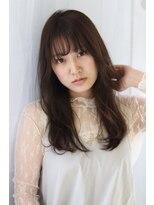 ヘアリゾート ブーケ(hair+resort bouquet)【bouquet】セミロング×顔まわりレイヤー