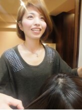 アオ ヘアドレッシングルーム(ao hair dressing room)石山 章子
