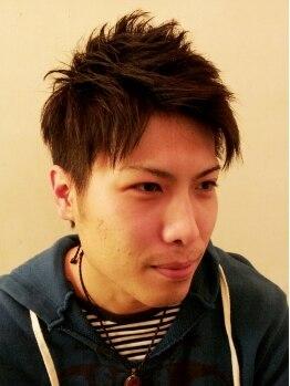 美容室 サクラ(sakura)の写真/[草津]幅広い年齢層の方から信頼されている、男性の方も入りやすいずっと通いたくなる居心地のいいサロン♪