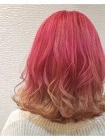 pink×ラインカラー