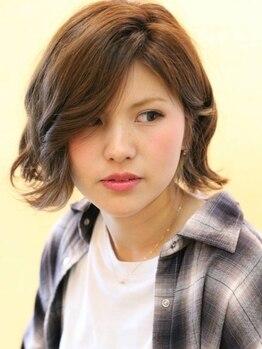 ヘアーガーデン ハニワ(Hair Garden 葉庭)のお店ロゴ