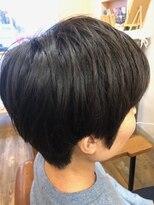ヘアスペース ルーツ(Hair space Roots)ショート