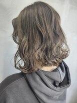 ソース ヘア アトリエ 京橋(Source hair atelier)【SOURCE】モカグレージュ