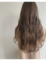 ヌル ヘア デザイン(nullus hair desigh) sheer beige