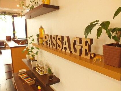 ヘアメイク パッセージ(hair make passage)の写真