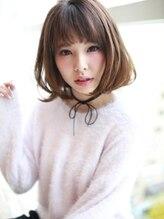 アグ ヘアー アクーユ 須賀川店(Agu hair accueil)☆マッシュ×ナチュラルボブ☆