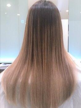 ヘアースペース ミツオ(hair space MITSUO)の写真/なりたい自分に!なりたい髪質に!スタッフこだわってます!
