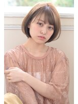 アンアミ オモテサンドウ(Un ami omotesando)【Unami】 セミウェット×大人タンバルモリ 島田