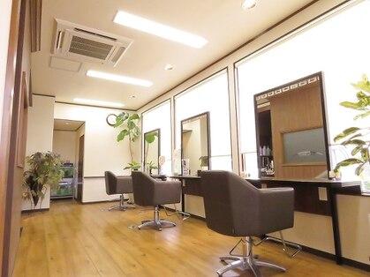 コムヘアー(com hair)