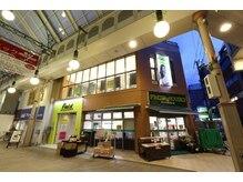 レイフィールド 浜町観光通り店(RAY Field)の雰囲気(浜町 アーケード内、十八銀行前でまるたかさんの2階にあります)