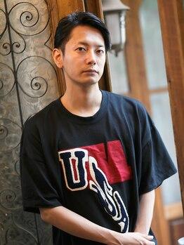 フラッグ カナヤマ 名古屋2号店(FLAG kanayama)の写真/【カット¥3000/当日予約OK!!】髪が伸びても決まる、計算されたデザイン力で男性からの人気も高い【FLAG】