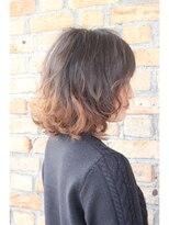 ココロヘアー 中島店(Cocolo hair)ナチュラルなグラデーションBOB