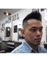 ヘアーサロン ファイン(Hair Salon FINE)外国人風ショート