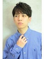 ベック ヘアサロン(BEKKU hair salon)王道ツーブロックマッシュ