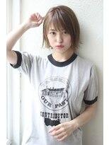 アンアミ オモテサンドウ(Un ami omotesando)【Un ami】《増永剛大》 王道かわいい、すっきり小顔、ミニボブ