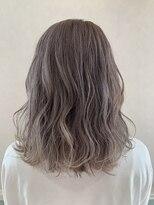 ヘアーサロン リアン 熊谷2号店(hair salon Rien)ハイミルクティベージュ