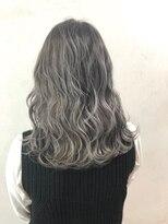 ソース ヘア アトリエ 京橋(Source hair atelier)【SOURCE】ホワイトベージュ