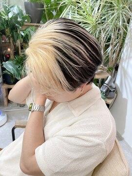 サイ(sai)【sai】インナーカラーブラックホワイト