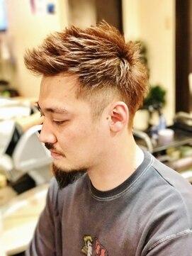 オムヘアーツー (HOMME HAIR 2)フェードタッチ・フェザーボウズ・Hommehair2nd櫻井