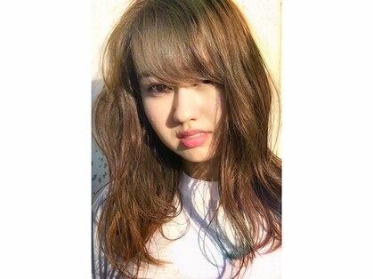 ヘアメイクミワ(HAIR+MAKE MIWA)の写真
