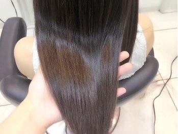 ヘアーショップウィッシュ(Hair shop wish)の写真/繰り返しのカラ―やパーマで傷んだ髪も徹底ケア!芯から補修しうっとりするほどのうるつや髪に♪
